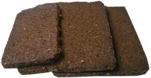 černý chléb