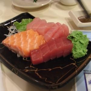 3 druhy syrových ryb