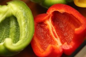 syrové papriky