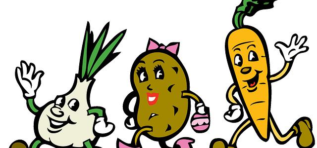 Zimní saláty pro všechny typy diet I.