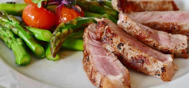 Maso se zeleninou – dietní recepty